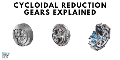 Cycloidal Reduction Gears Explained