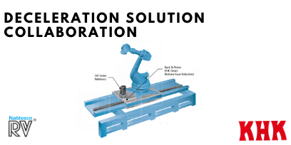 Complete Solution for Gearbox plus Rack and Pinion