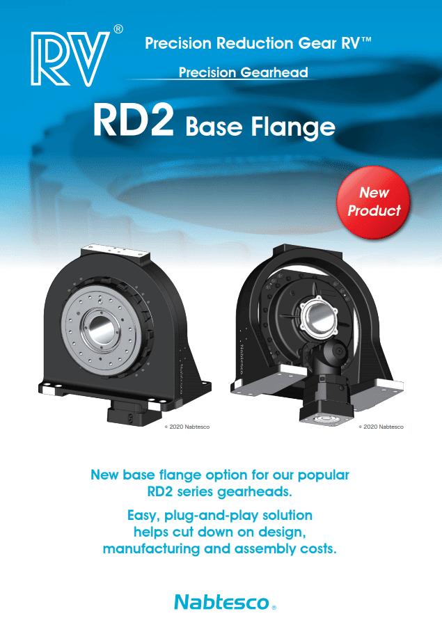 rd2 base flange