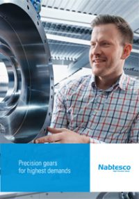 Nabtesco Products Overview